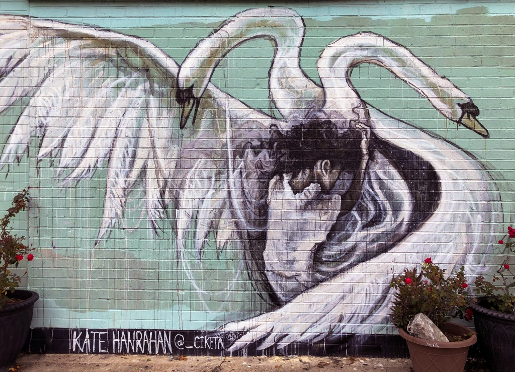 Faubourg Marigny New Orleans Louisiana #streetartNOLA