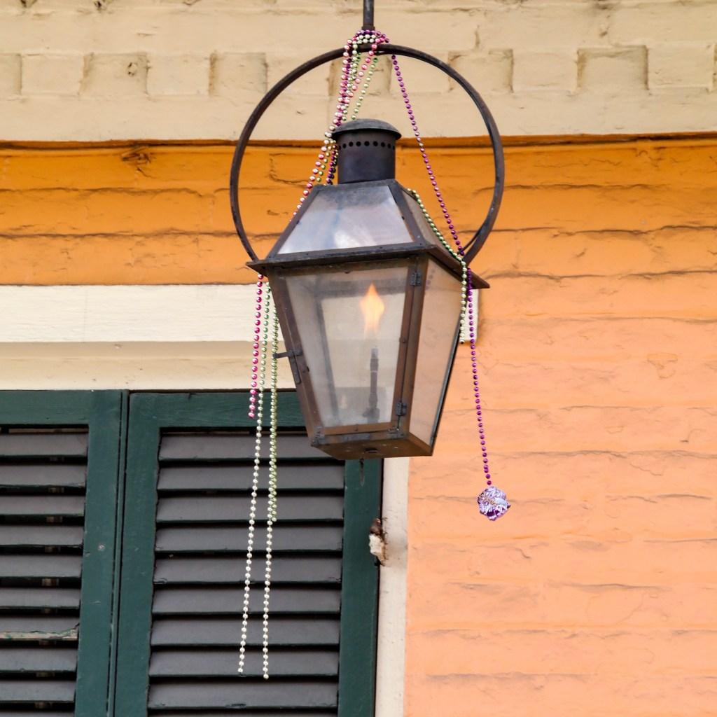New Orleans Louisiana #gaslamp #nola