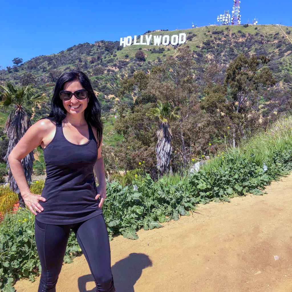 Hollywood Sign Griffith Park Los Angeles California #hollywoodsign