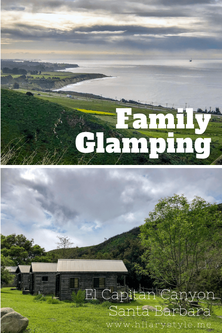 El Capitan Canyon Family Glamping Santa Barbara California