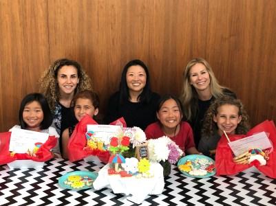 Spring Cookie Class graduates 2019-