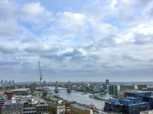 View from The Monument London England United Kingdom #themonument