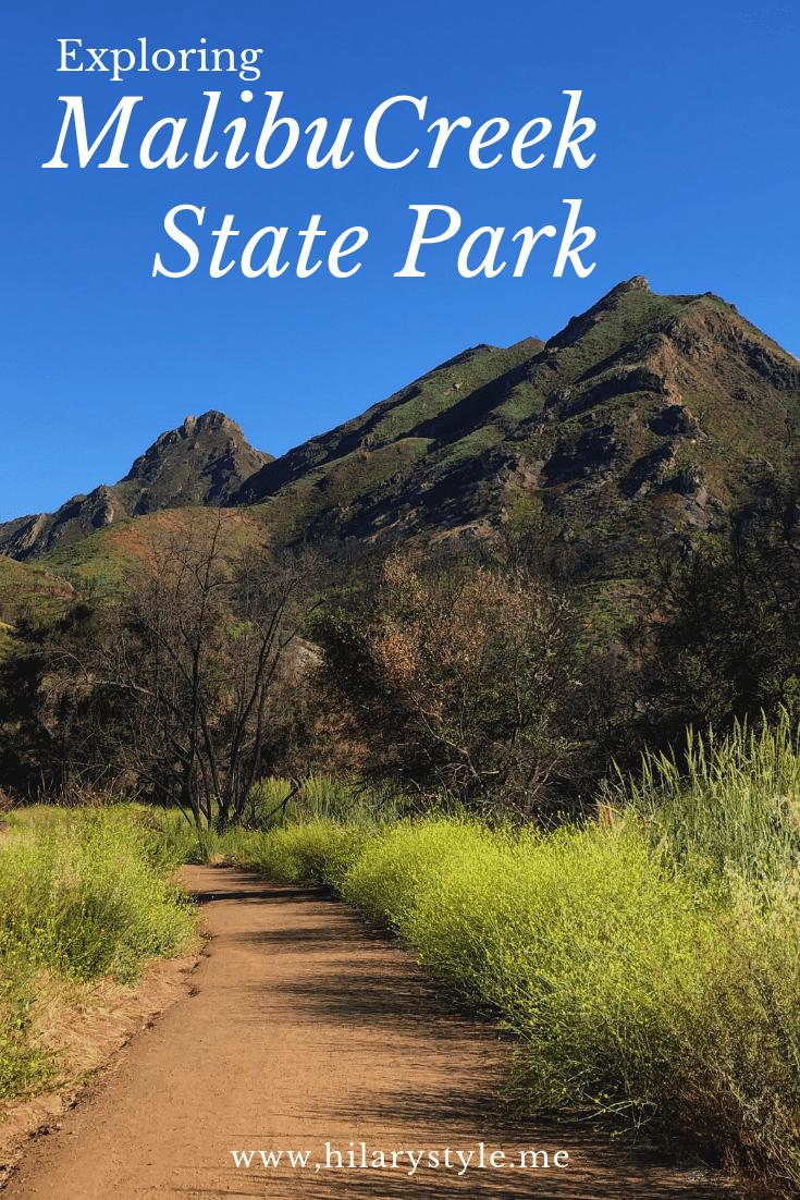 malibu Creek state park Malibu Los Angeles California