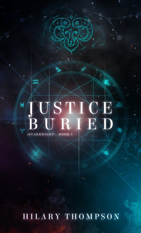 Justice Buried (Starbright Book 1)