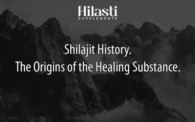Shilajit History | The Origins of the Healing Substance