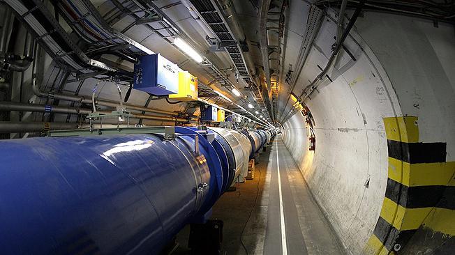 Descubren una particula que supera la velocidad de la luz  (2/6)