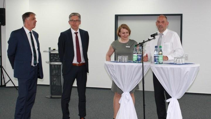 Detlef Scheele zu Gast in Hildesheim