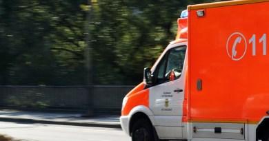 Vier Businsassen nach Vorfahrtverletzung leicht verletzt