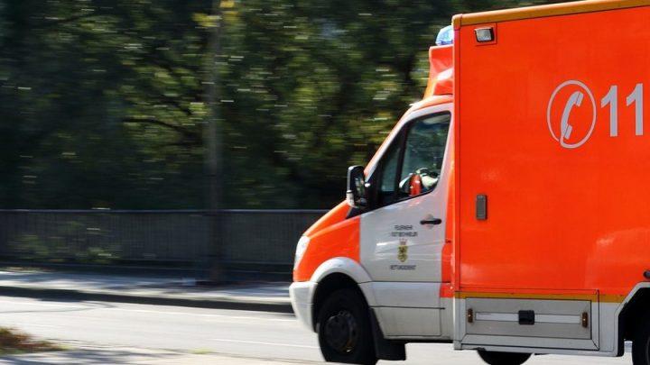 Unfallflucht mit einer leicht verletzten Person