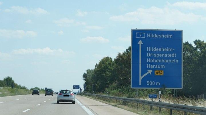 Lebensmittelkontrolle auf der Autobahn: Fleisch vernichtet