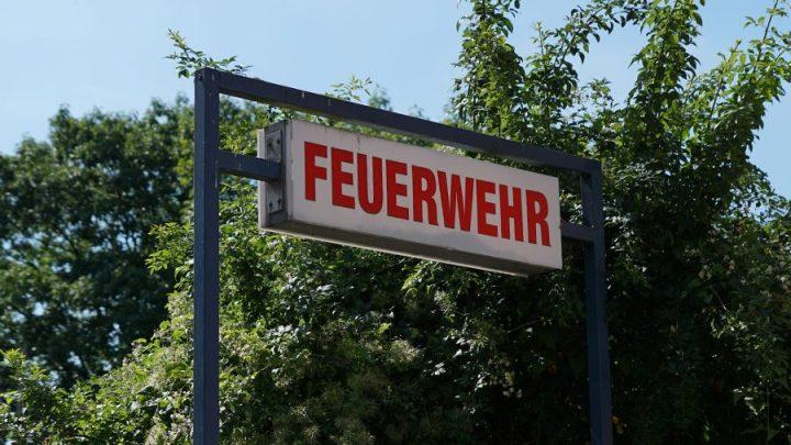 Dachstuhlbrand in der Steuerwalder Straße