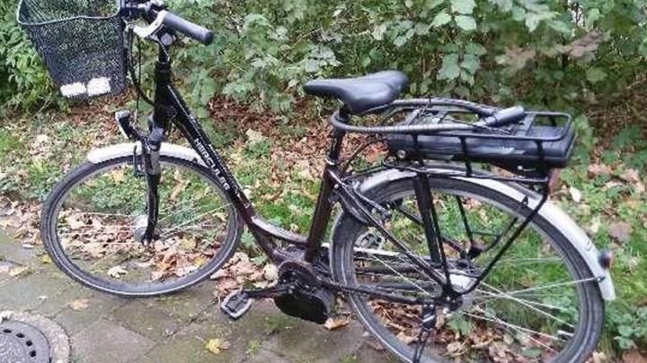 E-Bike aus Gartenschuppen gestohlen