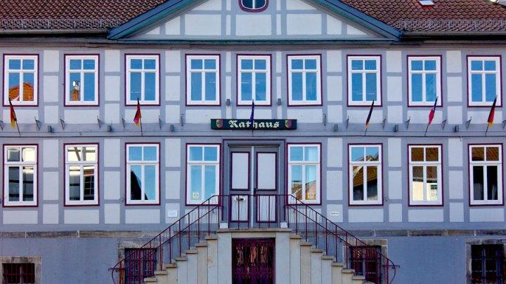 Barrierefreies Rathaus