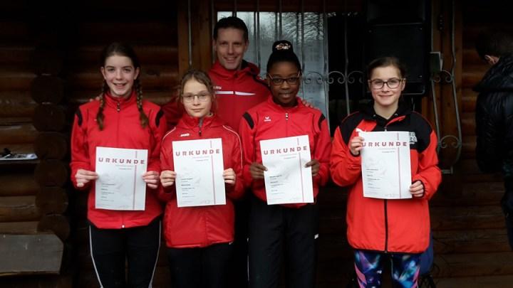 12 Kreismeistertitel für die TKJ-Leichtathleten im Crosslauf