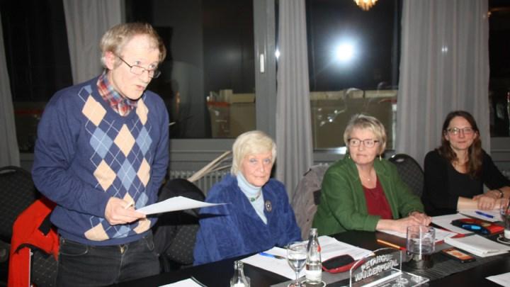 Jahresversammlung des Partnerschaftskomitees