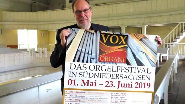 Eine Ode an die Orgel