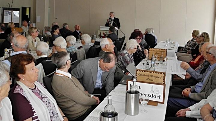 Laubaner Stiftung feierte zehnten Geburtstag