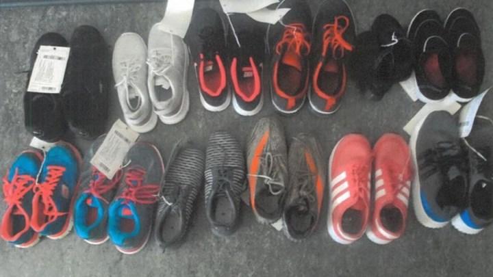Polizei sucht Eigentümer von Schuhen