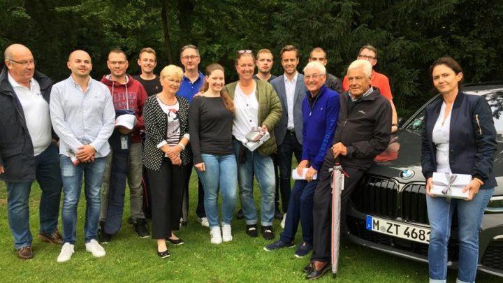 BMW-Cup im Golfclub Sieben Berge e.V. Rheden