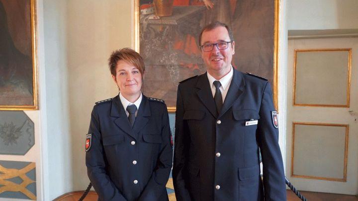 Wechsel an der Spitze des Polizeikommissariats Bad Gandersheim