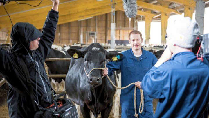 Digitale Wissens-Häppchen zur Nutztierhaltung
