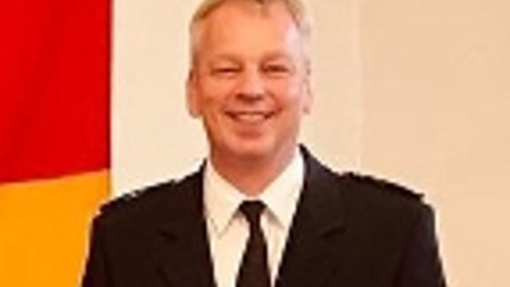 Neuer Leiter des Polizeikommissariats Alfeld offiziell ins Amt eingeführt