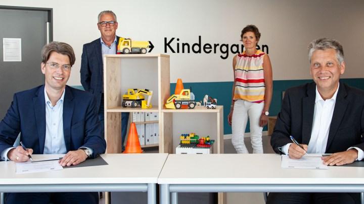 """""""Campus-Kinder"""" soll Lehr- und Forschungskita werden"""