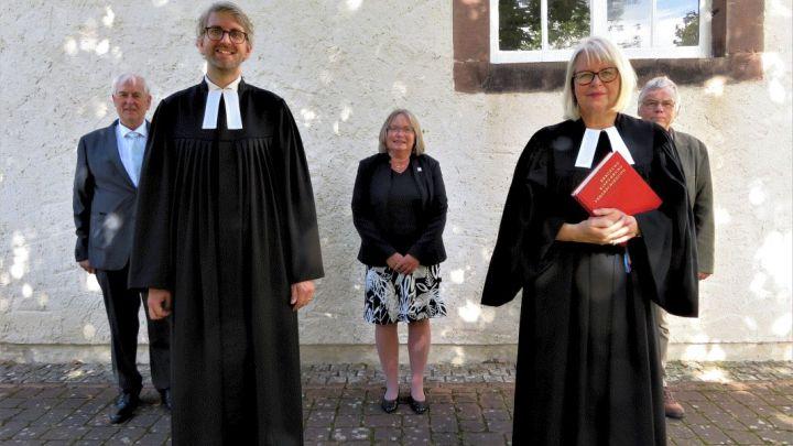 Ein Festtag für vier Gemeinden – Amtseinführung von Pastor Lars Röser-Israel in Hoyershausen