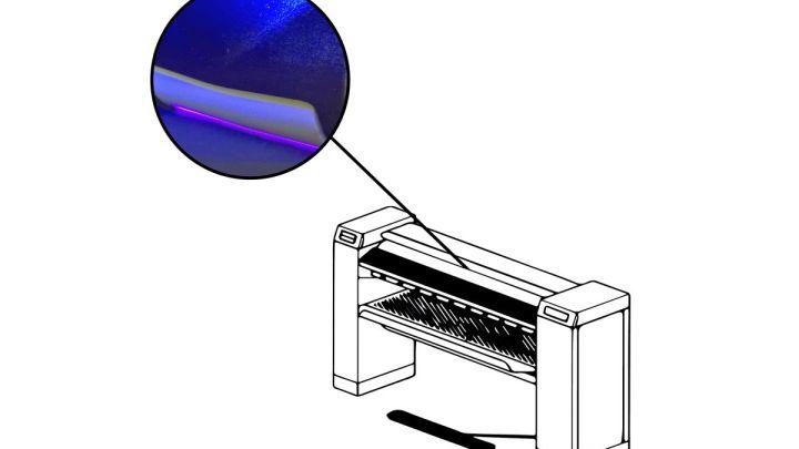 Keimfrei und aufgefrischt: Heißmangel mit Plasmaeinheit für Wäsche