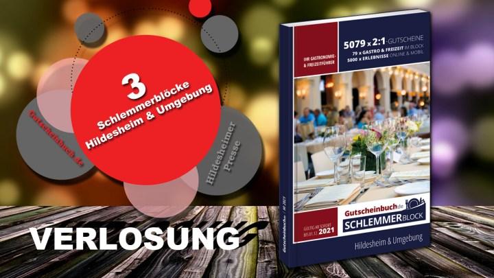 Schlemmerblock-Verlosung: Entdecken, genießen und sparen in Hildesheim