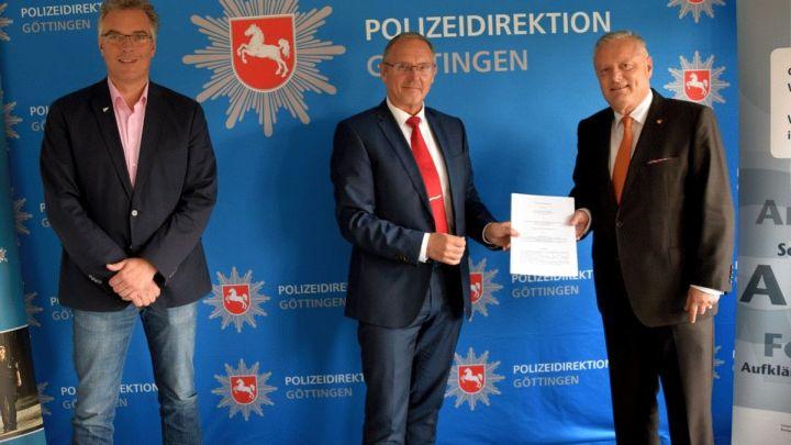 Gemeinsam im Kampf gegen Cybercrime