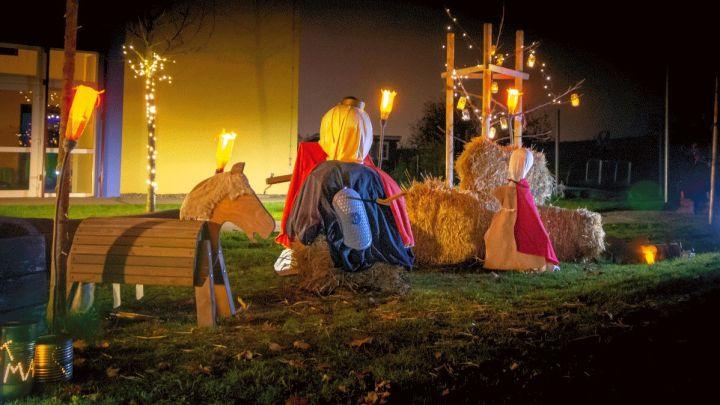 St. Martin mal anders – Caritas-Kita St. Martin in Emmerke feiert Fest des Namenspatrons