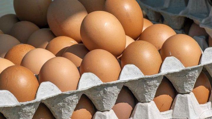 Eier sind in der Weihnachtsbäckerei sehr gefragt