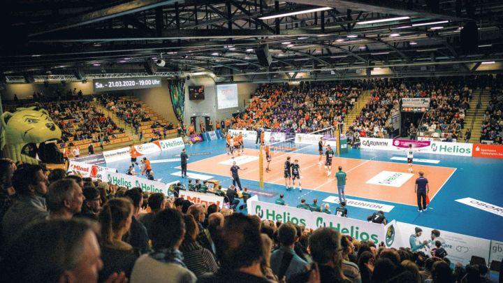Anspruchsvoller Start ins Doppelspieltags-Wochenende – GRIZZLYS wollen am Samstag gegen die BR Volleys überraschen