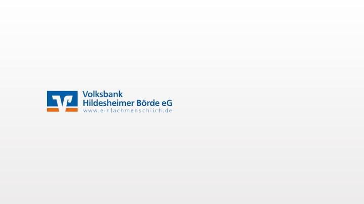 Volksbank Hildesheimer Börde investiert an zwei Standorten