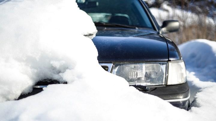 Frostschäden am Auto erkennen und beseitigen
