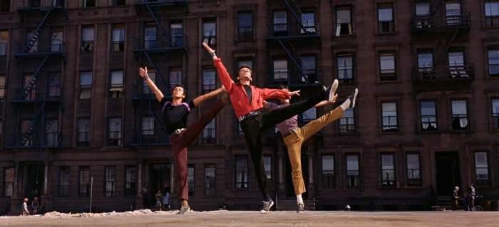 ... conquistar las calles bailando
