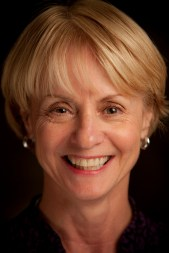 Marcy McGinnis, senior VP news gathering / Photo: journalism.cc.stonybrook.edu