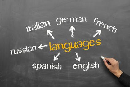 Einfach eine neue Sprache lernen, gemütlich von Zuhause aus Bild Copyright: Fotolia.de