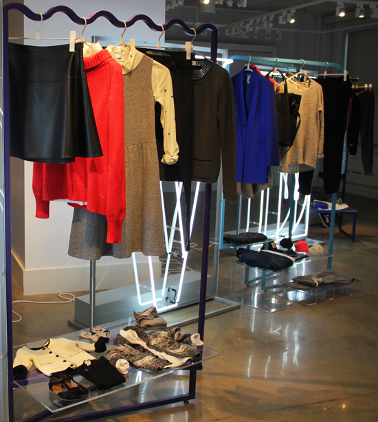 Hiliana Devila-Old Navy Fall 2014 Collection Preview