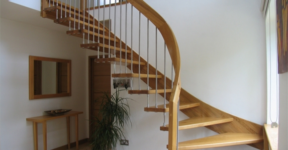 11 Most Interesting Staircase Design Ideas For Small Spaces | Space Saving Staircases For Small Homes | Design | Spiral Staircases | Staircase Design | Attic Ladder | Staircase Ideas
