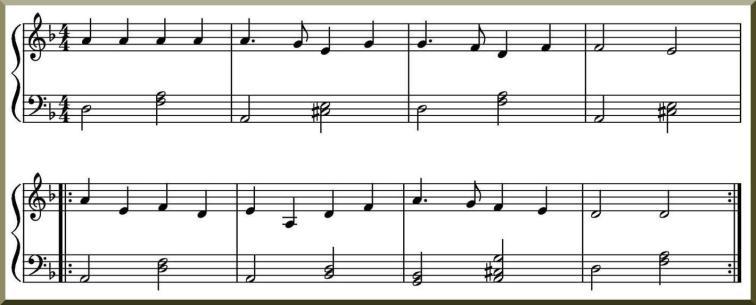 Pianonsoiton kompit