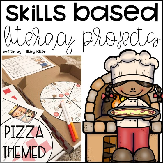 Skills Based Literacy Project