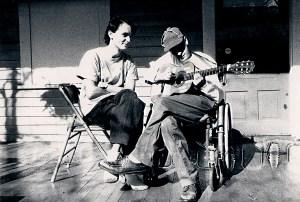 Scott Stuckey and Vic Chesnutt