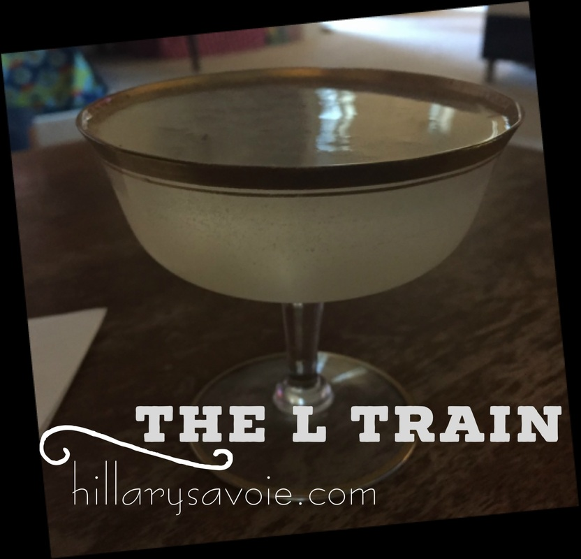 The L Train Cocktail from Shake