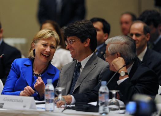 Hillary Clinton visits El Salvador (3/6)
