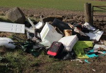 Ash Parish Council Takes Action Against Fly Tippers