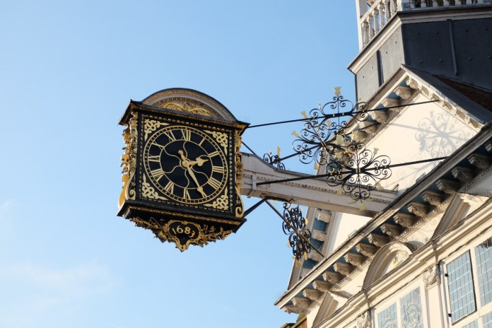 Is Guildford a Town or a City?