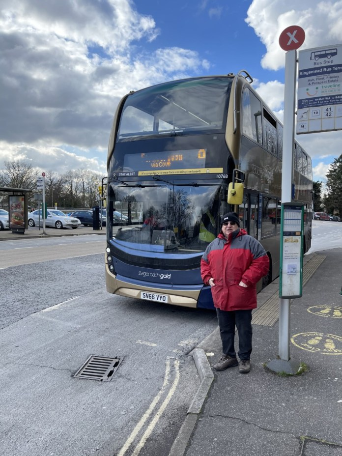 New bus connections for Southwood health services