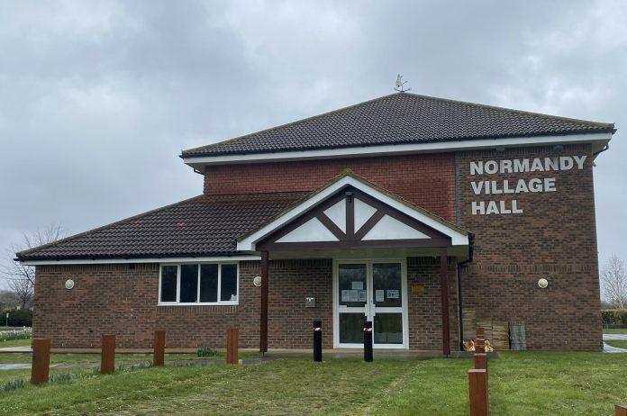 GBC intervenes to save Normandy Parish Council
